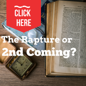 Rapture or 2nd Coming-